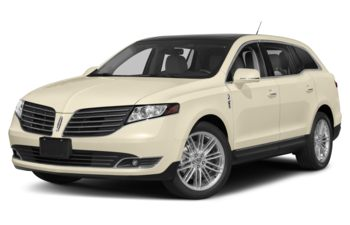 2018 Lincoln MKT - Ivory Pearl Tri-Coat