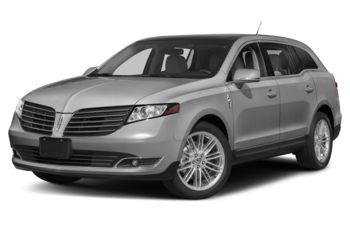 2019 Lincoln MKT - Ingot Silver Metallic