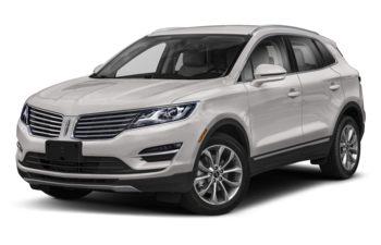 2018 Lincoln MKC - White Platinum Metallic Tri-Coat
