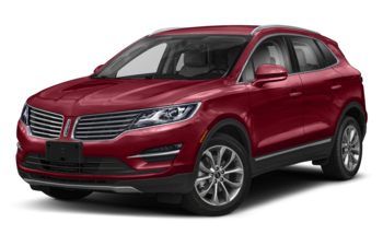 2018 Lincoln MKC - Ruby Red Metallic Tinted Clearcoat