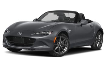 2018 Mazda MX-5 - Machine Grey Metallic