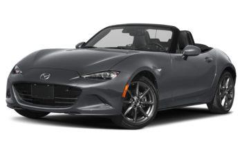 2018 Mazda MX-5 - Machine Grey Metallic
