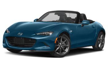 2018 Mazda MX-5 - Eternal Blue Mica