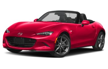 2018 Mazda MX-5 - Soul Red Crystal Metallic
