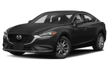 2018 Mazda 6 - Jet Black Mica