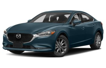 2018 Mazda 6 - Deep Crystal Blue Mica