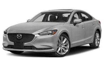 2018 Mazda 6 - Sonic Silver Metallic