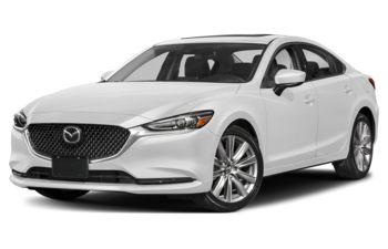 2018 Mazda 6 - Snowflake White Pearl