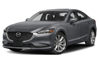 2018 Mazda 6 - Machine Grey Metallic