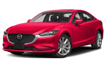 2018 Mazda 6 - Soul Red Crystal Metallic
