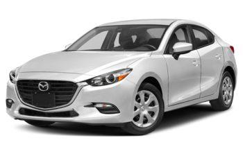 2018 Mazda Mazda3 - Snowflake White Pearl