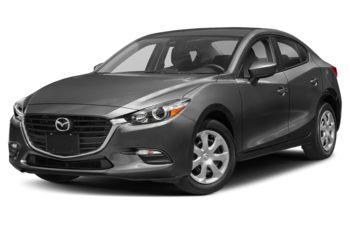 2018 Mazda 3 - Meteor Grey Mica