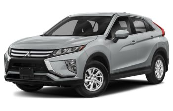 2020 Mitsubishi Eclipse Cross - Sterling Silver