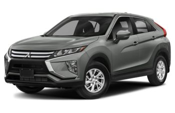 2020 Mitsubishi Eclipse Cross - Titanium Grey