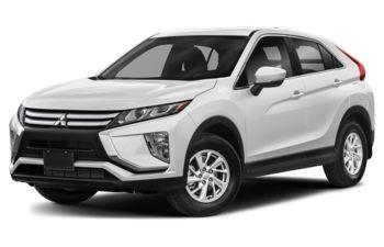 2019 Mitsubishi Eclipse Cross - Pearl White