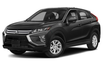 2020 Mitsubishi Eclipse Cross - Labrador Black Pearl