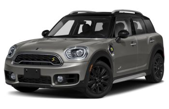 2019 Mini E Countryman - Melting Silver Metallic