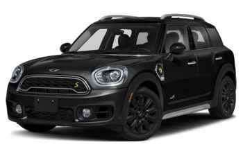 2019 Mini E Countryman - Midnight Black Metallic