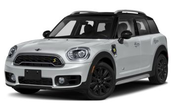 2019 Mini E Countryman - Light White