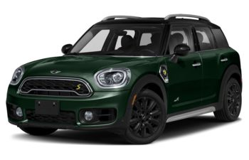 2019 Mini E Countryman - British Racing Green Metallic