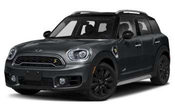 2019 Mini E Countryman - Thunder Grey Metallic