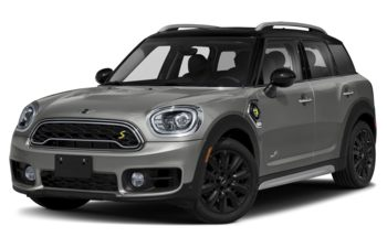 2019 Mini E Countryman - Moonwalk Grey Semi-Metallic