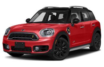 2020 Mini E Countryman - Chili Red