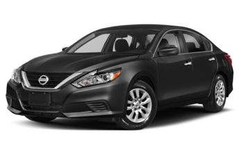 2018 Nissan Altima - Super Black