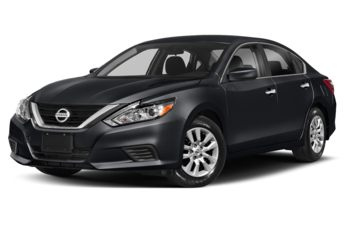 2018 Nissan Altima - Storm Blue Metallic