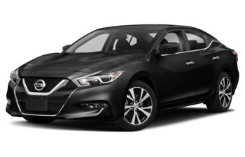 2018 Nissan Maxima - Super Black