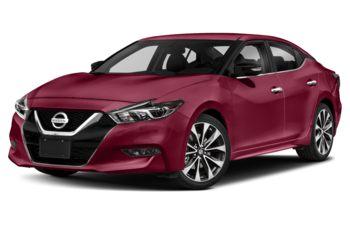 2018 Nissan Maxima - Carnelian Red