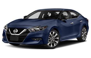 2018 Nissan Maxima - Deep Blue Pearl