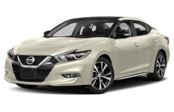 2018 Nissan Maxima - Pearl White