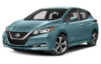 2018 Nissan LEAF - Jade Frost