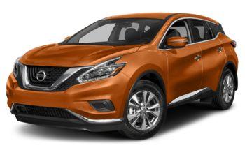 2018 Nissan Murano - Pacific Sunset Metallic