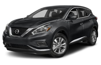 2018 Nissan Murano - Magnetic Black Metallic