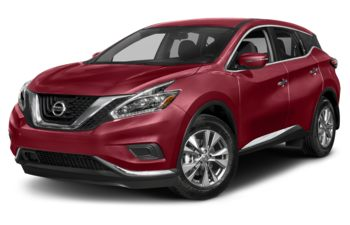 2018 Nissan Murano - Cayenne Red Metallic