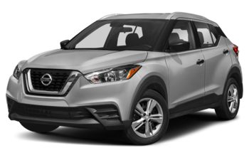 2019 Nissan Kicks - Gun Metallic/Monarch Orange