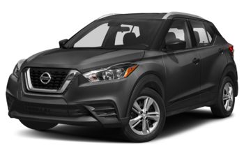 2020 Nissan Kicks - Super Black