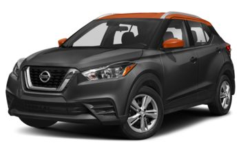 2020 Nissan Kicks - Fresh Powder