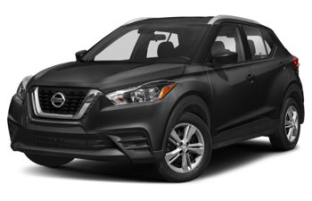 2019 Nissan Kicks - Fresh Powder/Deep Blue Pearl