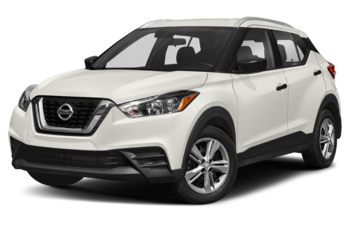 2019 Nissan Kicks - Super Black/Monarch Orange
