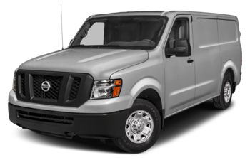 2021 Nissan NV Cargo NV1500 - Brilliant Silver Metallic