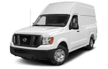 2018 Nissan NV Cargo NV2500 HD - Glacier White