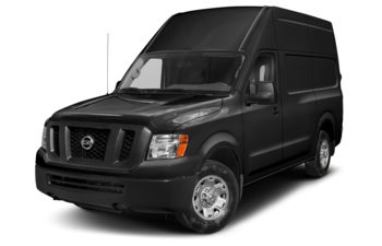 2018 Nissan NV Cargo NV2500 HD - Super Black