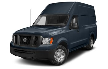 2018 Nissan NV Cargo NV2500 HD - Arctic Blue Metallic