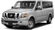 2021 - NV Passenger NV3500 HD - Nissan
