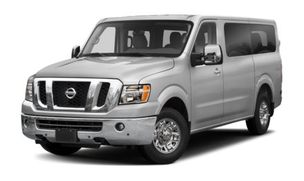 2019 Nissan NV Passenger NV3500 HD SV V6