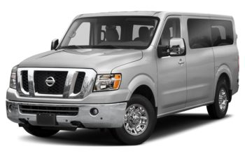 2021 Nissan NV Passenger NV3500 HD - Brilliant Silver Metallic