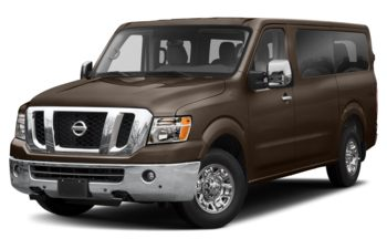 2019 Nissan NV Passenger NV3500 HD - Java Metallic